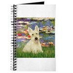 Scottish Terrier (W5) - Lilies 2.png Journal