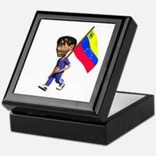 Venezuela Boy Keepsake Box