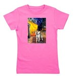 Cafe-ShibaInu-std Girl's Tee