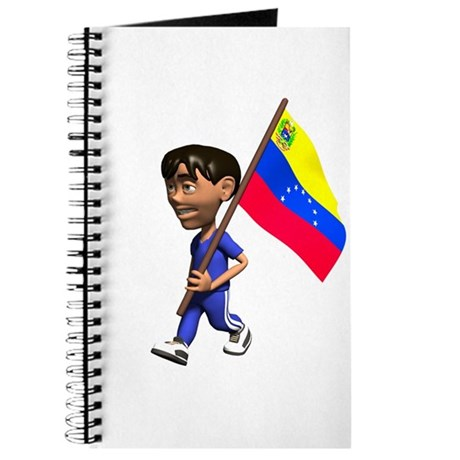 Venezuela Boy Journal