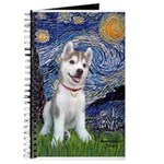 Starry-Siberian pup Journal