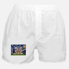 STARRY-SibHusky-RED-PAIR.png Boxer Shorts