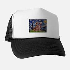 5.5x7.5-Starry-WeimPAIR.png Trucker Hat