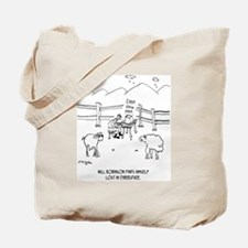 Cyberspace Cartoon 6736 Tote Bag