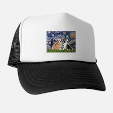 STARRY-Corgi-PAIR-Pem-Bicolor.png Trucker Hat