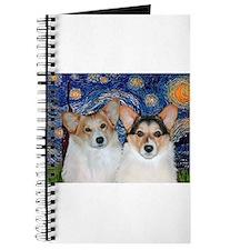 5x7-Starry-CorgiPairheads.png Journal