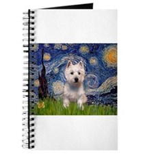 Starry - Westie (P) Journal