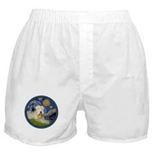 WE-Starry-Wheaten1.png Boxer Shorts