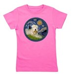 WE-Starry-Wheaten1.png Girl's Tee