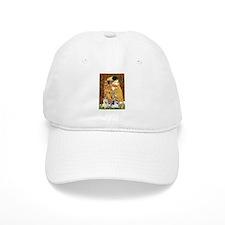 KISS/PBGV8+Westie1 Baseball Cap