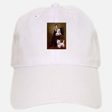 Lincoln-2Westies Baseball Baseball Cap
