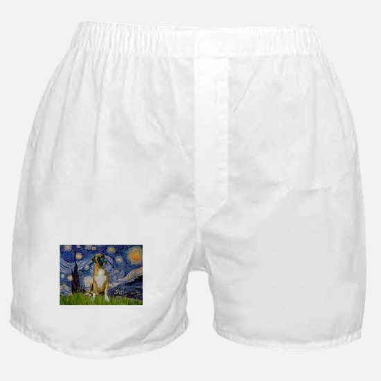 2 Diff designs-Front/Back Boxer Shorts
