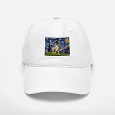 2 Diff designs-Front/Back Baseball Baseball Cap