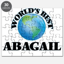 World's Best Abagail Puzzle