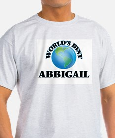 World's Best Abbigail T-Shirt