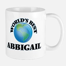 World's Best Abbigail Mugs