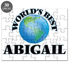 World's Best Abigail Puzzle