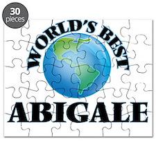 World's Best Abigale Puzzle
