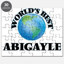 World's Best Abigayle Puzzle