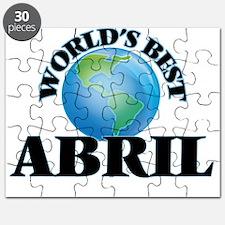 World's Best Abril Puzzle