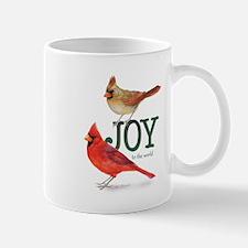 Holiday Cardinals Mugs