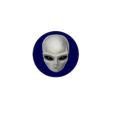Alien Stare Mini Button (100 pack)