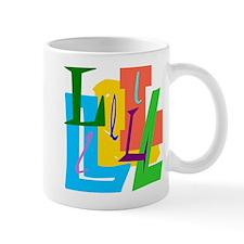 Initial Desigb (L) Mugs