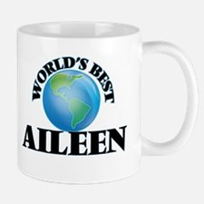 World's Best Aileen Mugs