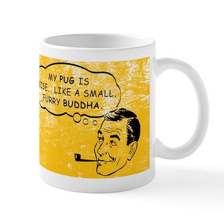 Pug Spiritual Leader Mug