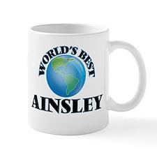 World's Best Ainsley Mugs