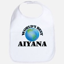 World's Best Aiyana Bib