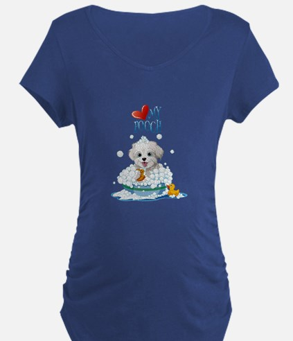 Love My Pooch- T-Shirt