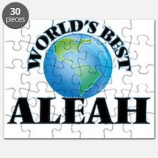 World's Best Aleah Puzzle