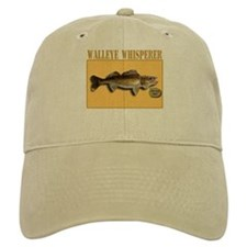 Walleye Whisperer Baseball Cap