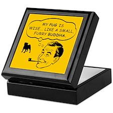 Pug Spiritual Leader Keepsake Box