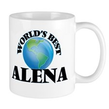 World's Best Alena Mugs
