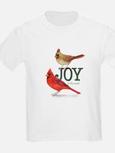 Holiday Cardinals T-Shirt