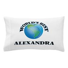 World's Best Alexandra Pillow Case