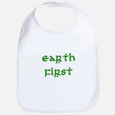 Earth First (green) Bib