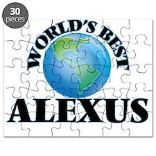 World's Best Alexus Puzzle