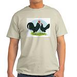 Black Dutch Bantams Light T-Shirt