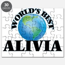 World's Best Alivia Puzzle