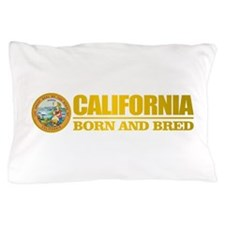 California Born and Bred Pillow Case