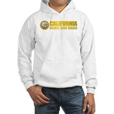 California Born and Bred Hoodie