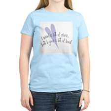 I Need Care/ Give A Lot of Love T-Shirt