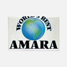 World's Best Amara Magnets