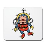 Space Monkey Mousepad