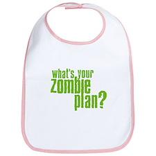 Zombie Plan Bib