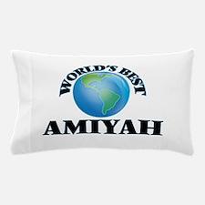 World's Best Amiyah Pillow Case