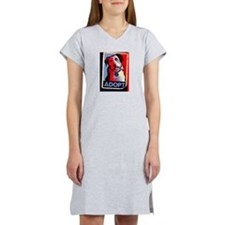 Adopt Women's Nightshirt